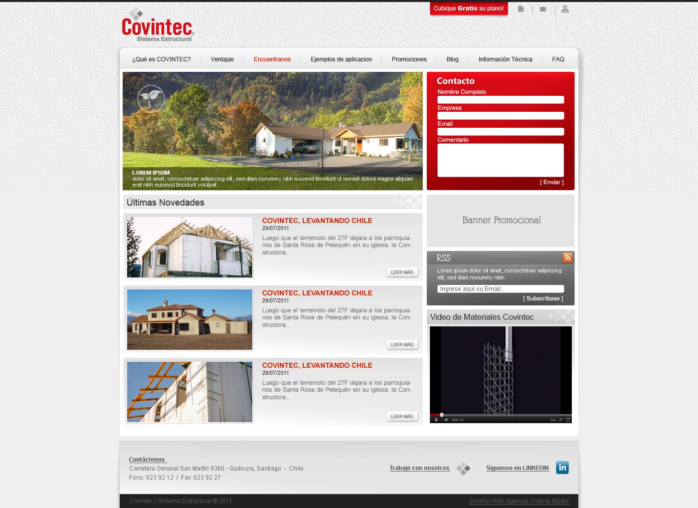Covintec Chile - Cliente M2O